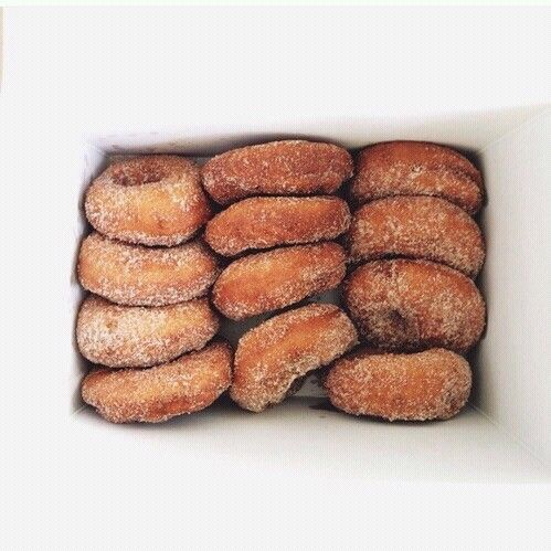donuts food and sugar image