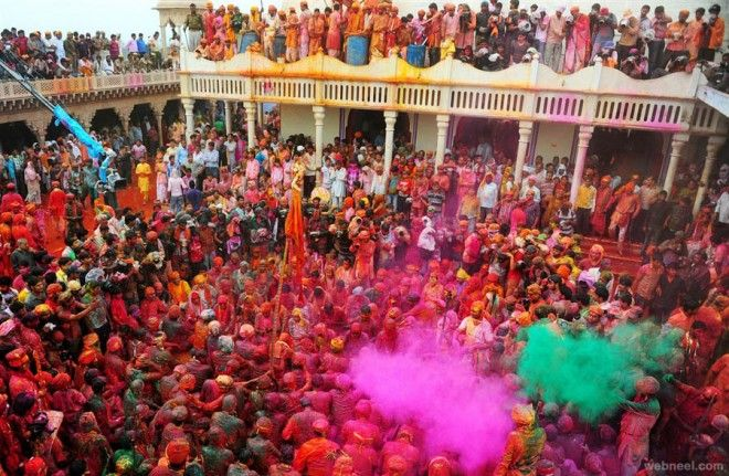 holi festival india picture