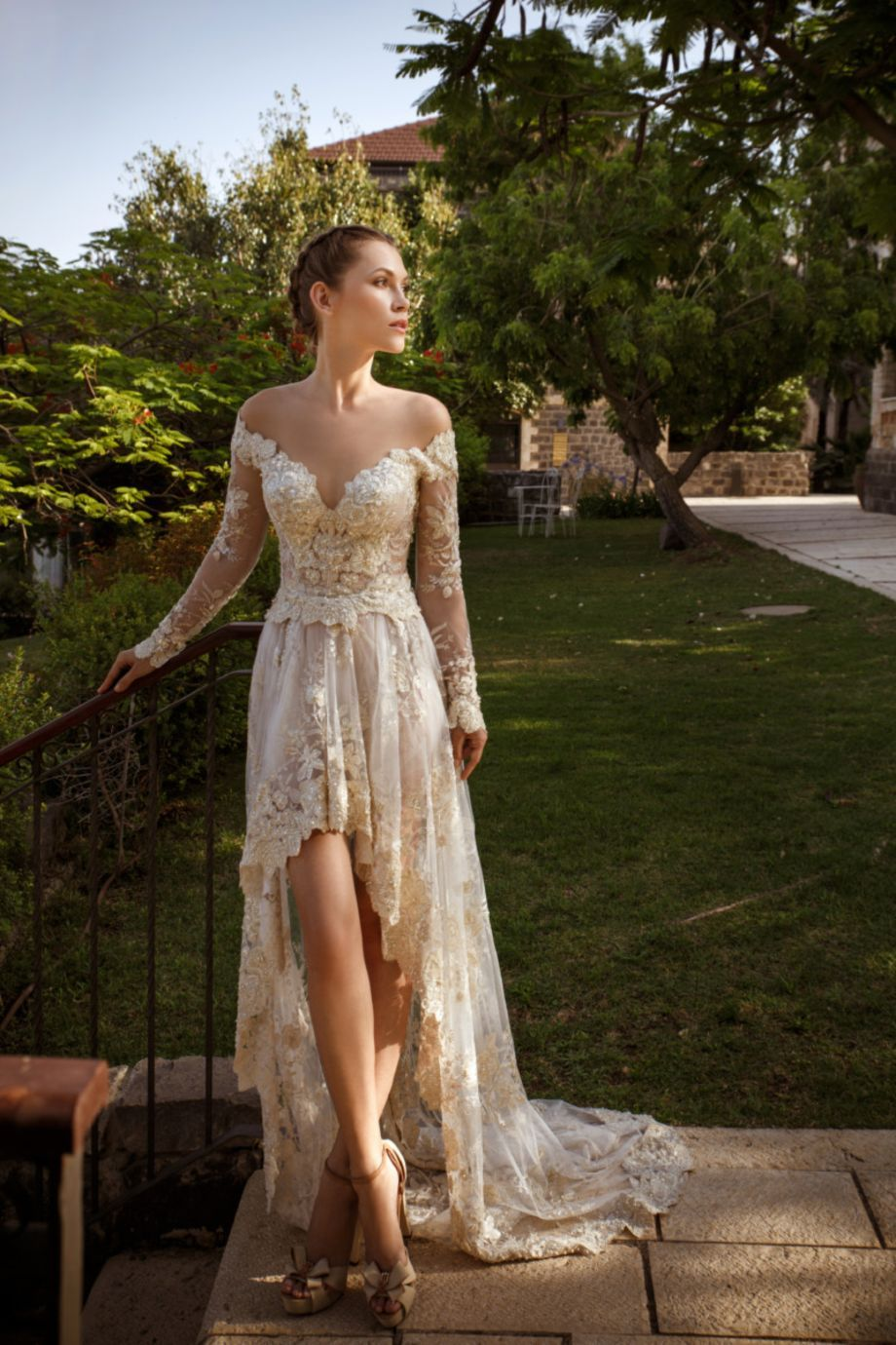 stunning crystal covered wedding dress ideas dress ideas