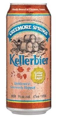 Cerveja Creemore Springs Kellerbier Estilo Keller Zwickel