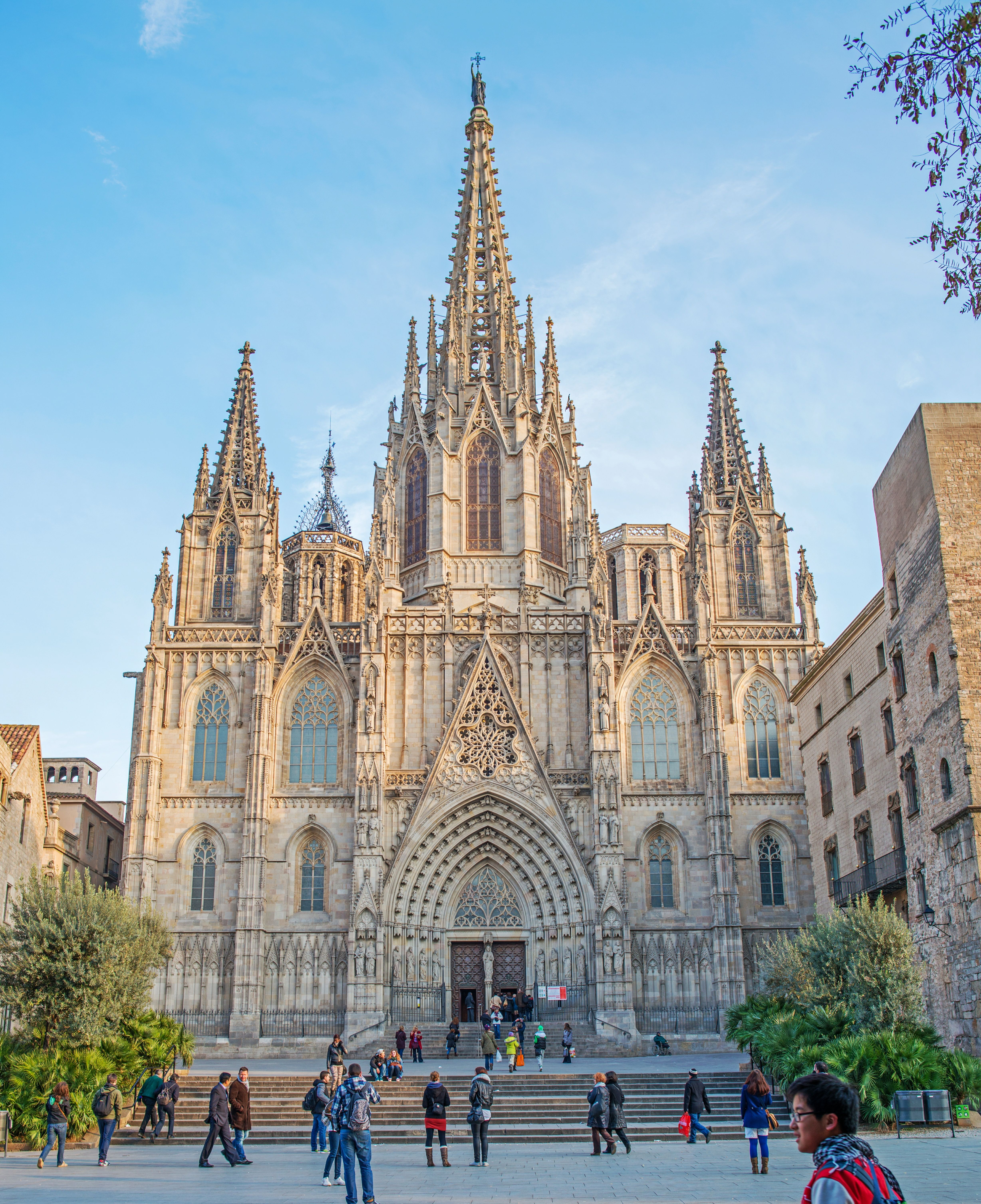 #Barcelona #cathedral #barcelonacathedral