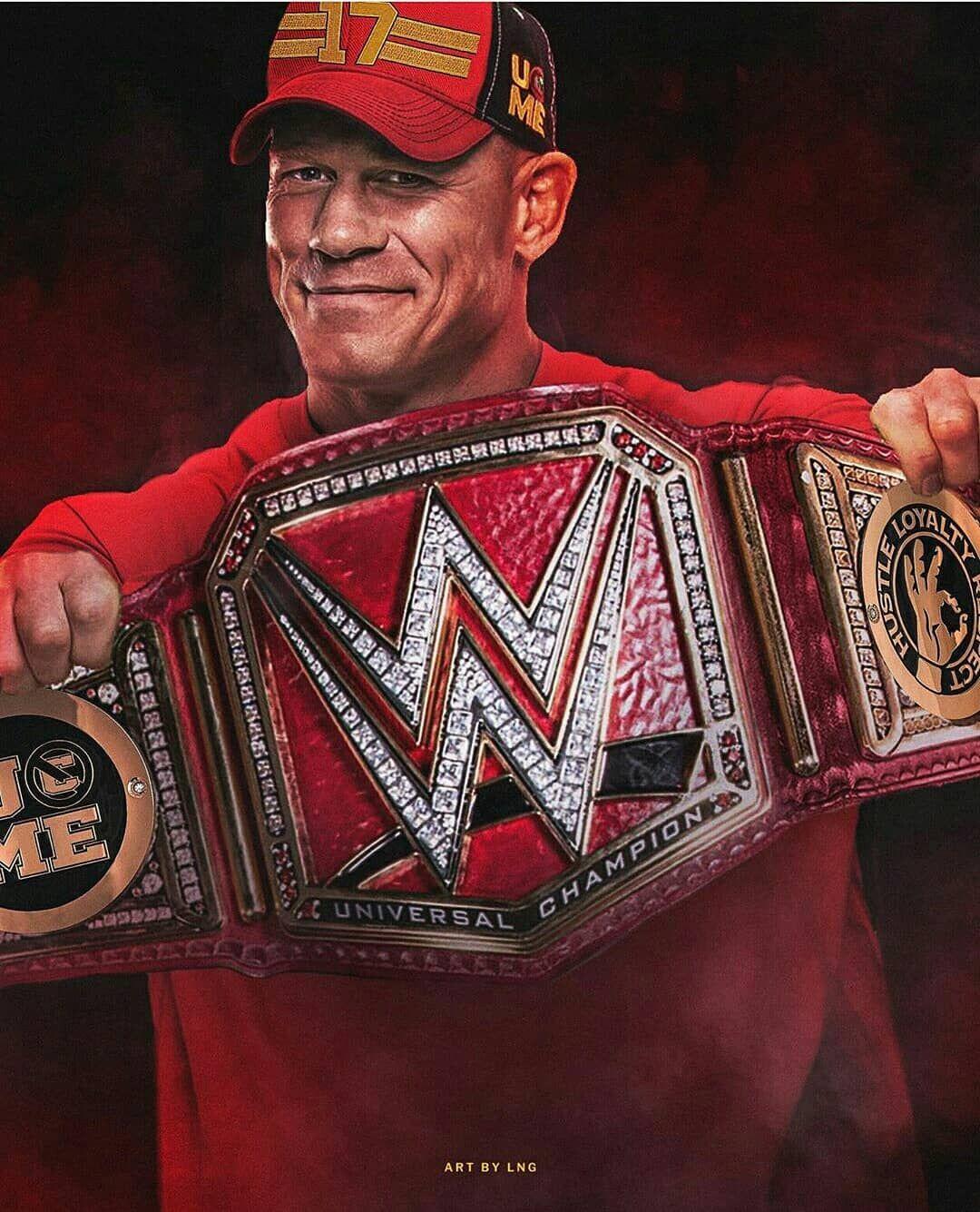 Wkj Jatin On Instagram Cena As 17x Wwe Champion I Have Made This Image My Lock Scree John Cena Wwe Champion Wwe Champions Wwe Superstar John Cena