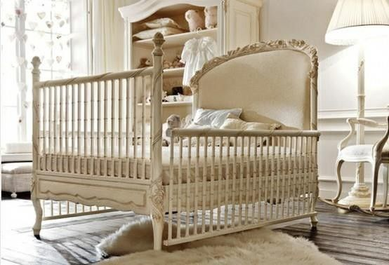 The Most Beautiful Baby Bed I Ve Ever Seen Baby Nursery Room