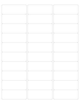 Here Is A Blank Editable Microsoft Word Template To Be Used With
