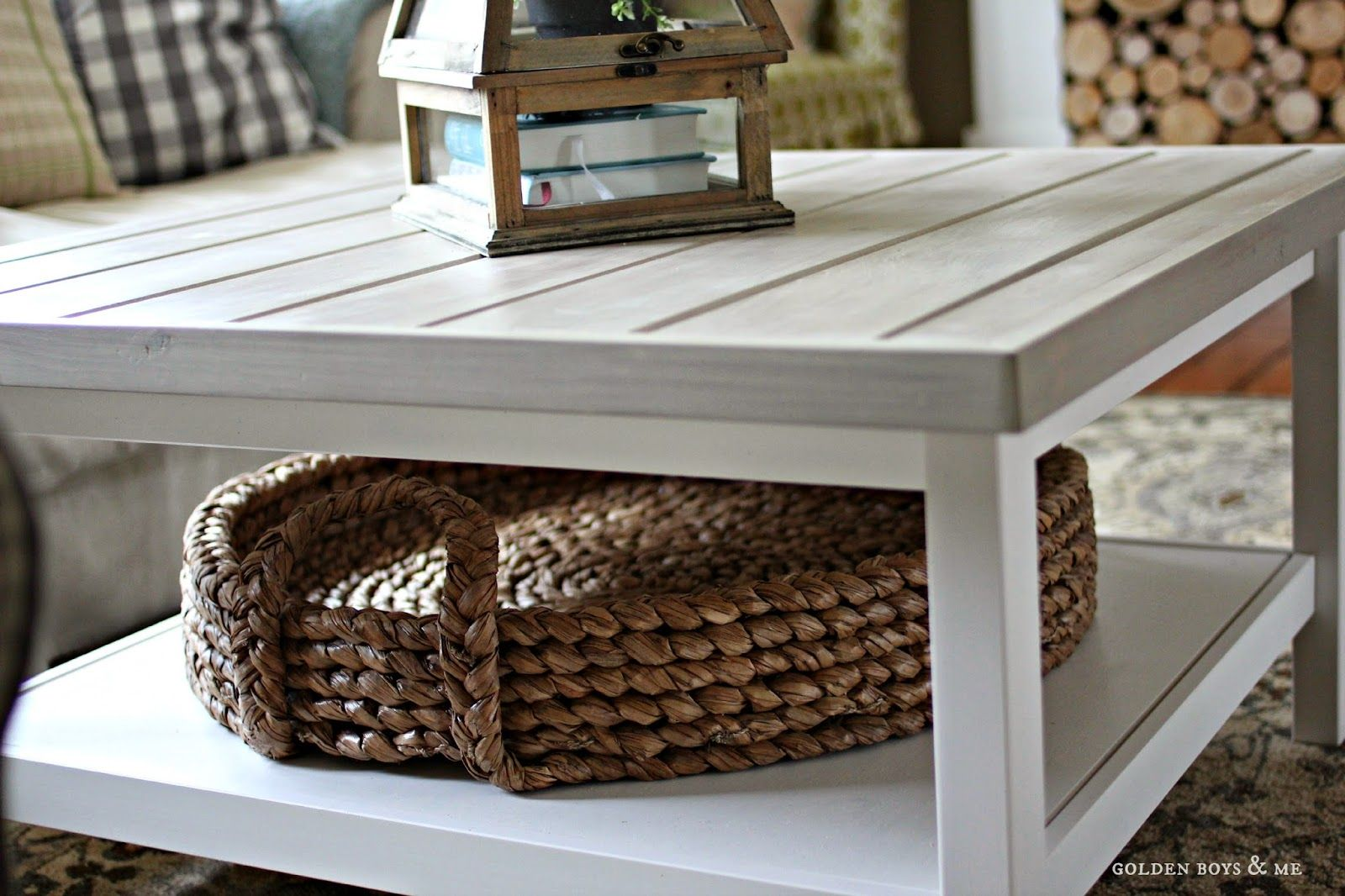 Pin By Graham Bunting On Nursery Ideas Stair Box Room: Coffee Table (Ikea Hack)
