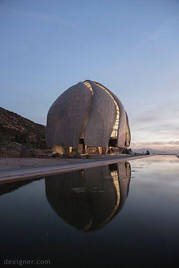 Bahá'í Temple of South America Receives RAIC Innovation in Architecture Award