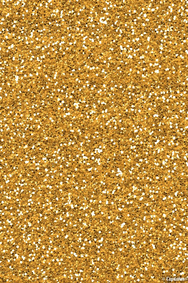 Gold glitter iphone wallpaper Dope in 2018 Pinterest