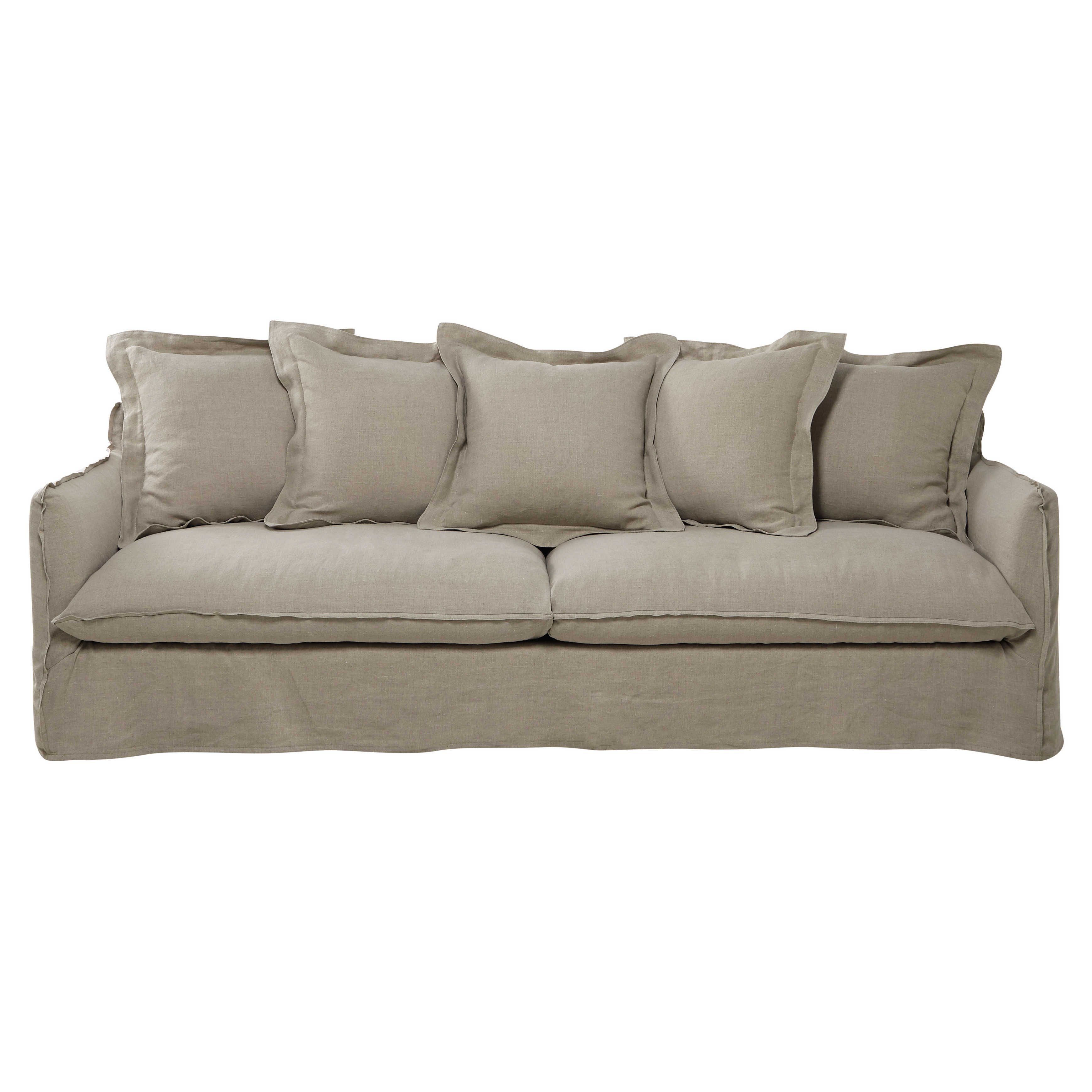 Sofas Derechos Linen Sofa Sofa Beige Sofa