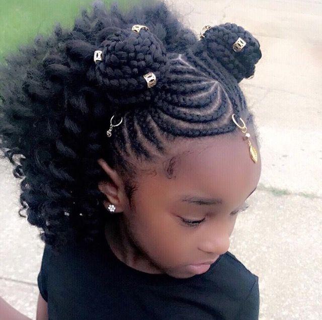 ⚠️Follow: @Makeuplina for more poppin pins ✨❣ | Braids | Hair ...
