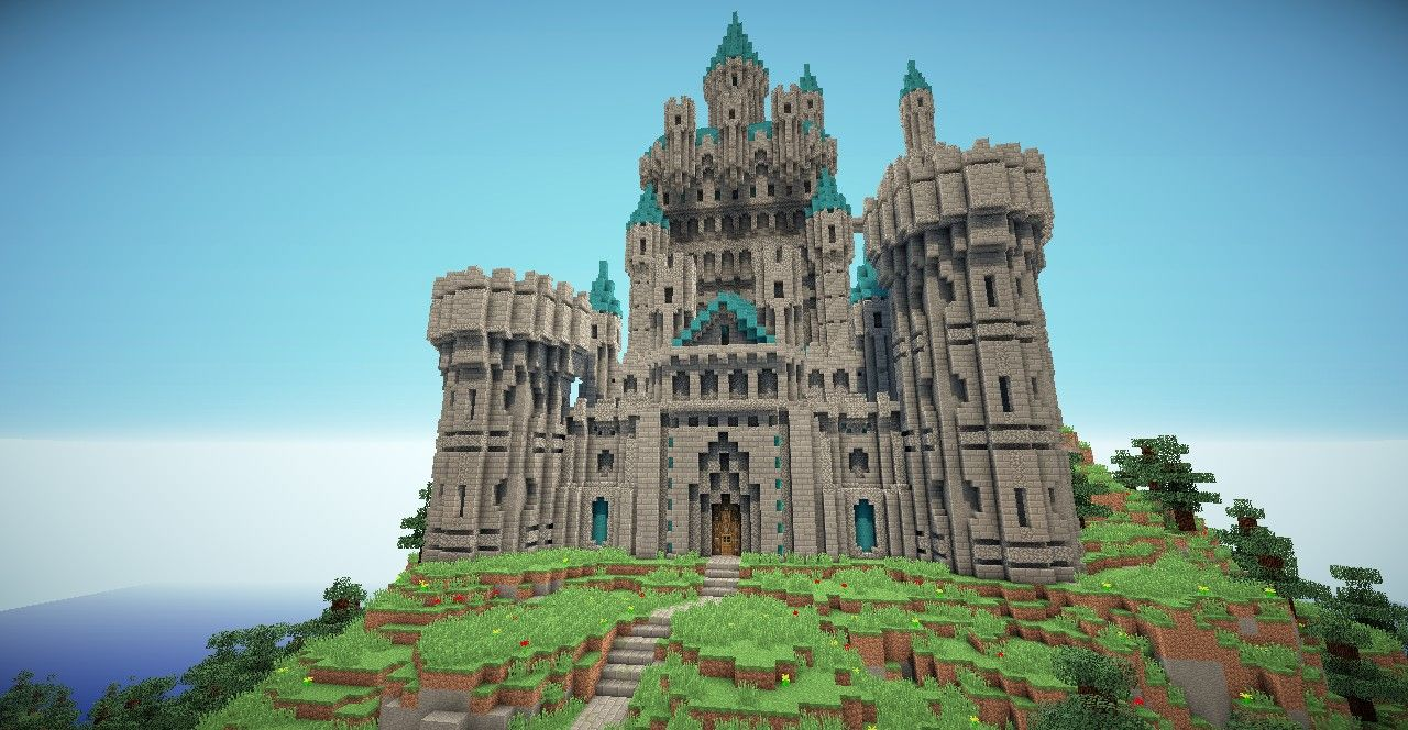 Another Castle  Minecraft Map