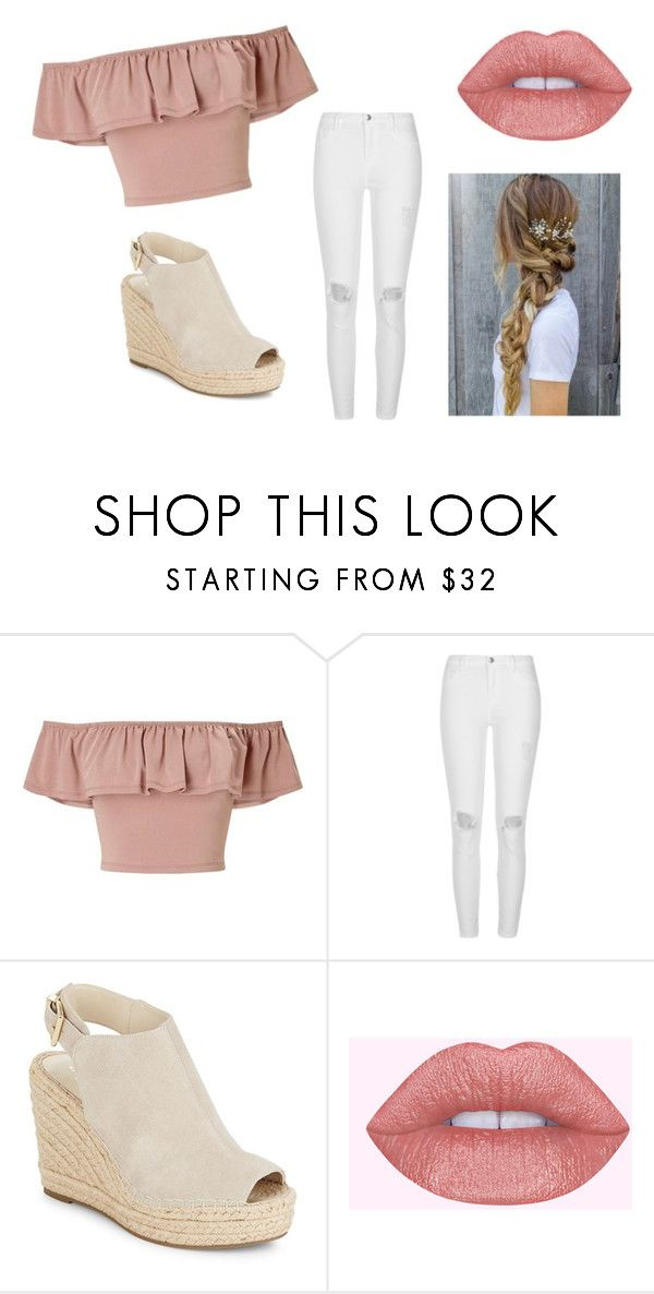 """~Spring~"" by abbycupcake02 ❤ liked on Polyvore featuring Miss Selfridge, River Island and Kenneth Cole"