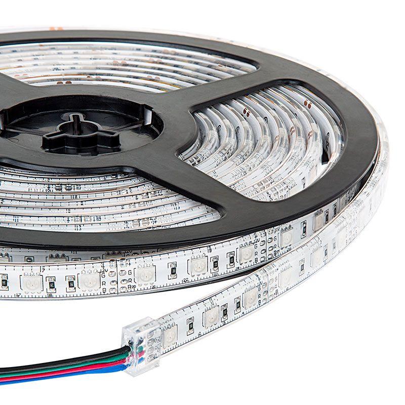 5m Rgb Led Strip Light Color Changing Led Tape Light 24v