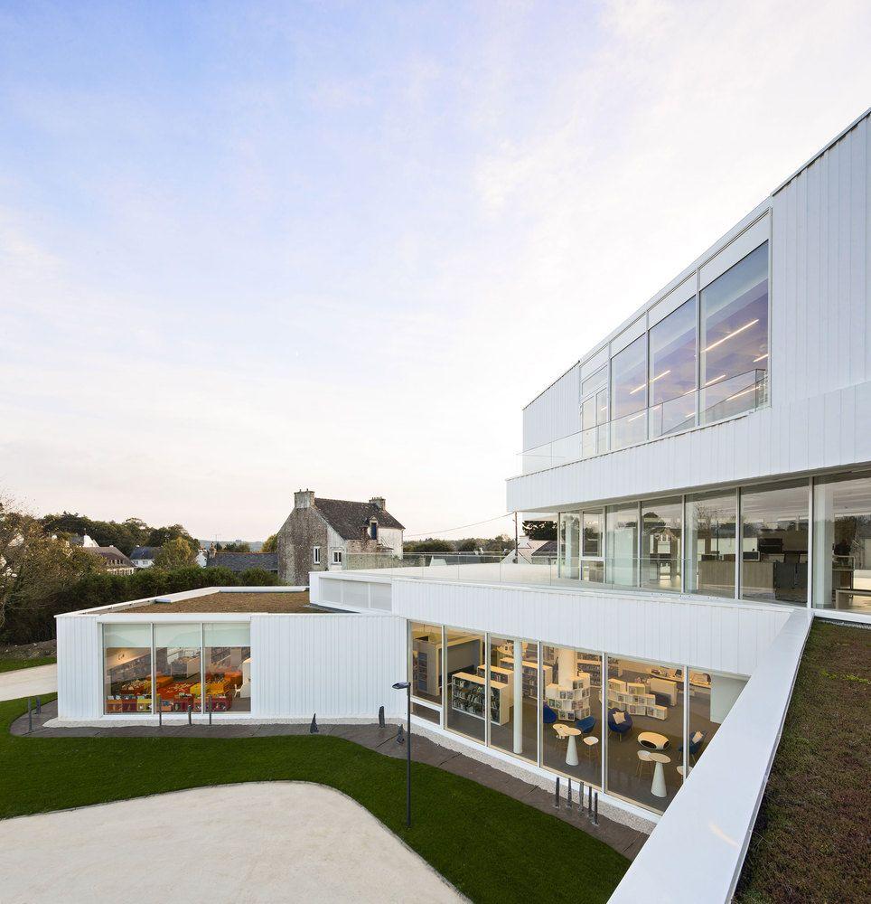 Galeria de Centro Cultural em Baud / Studio 02 - 3