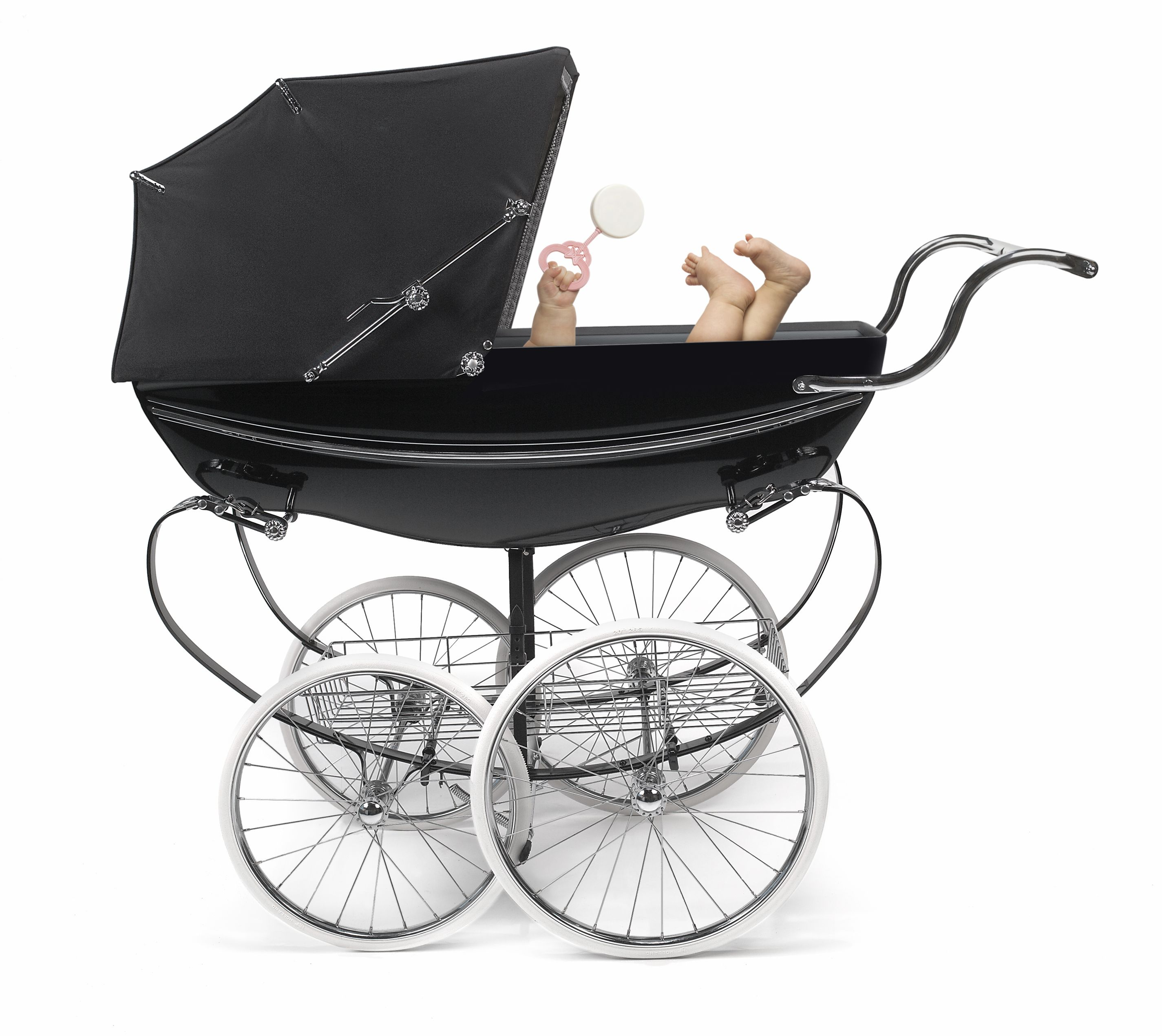 What s life in a baby buggy like The impact of buggy orientation on parent