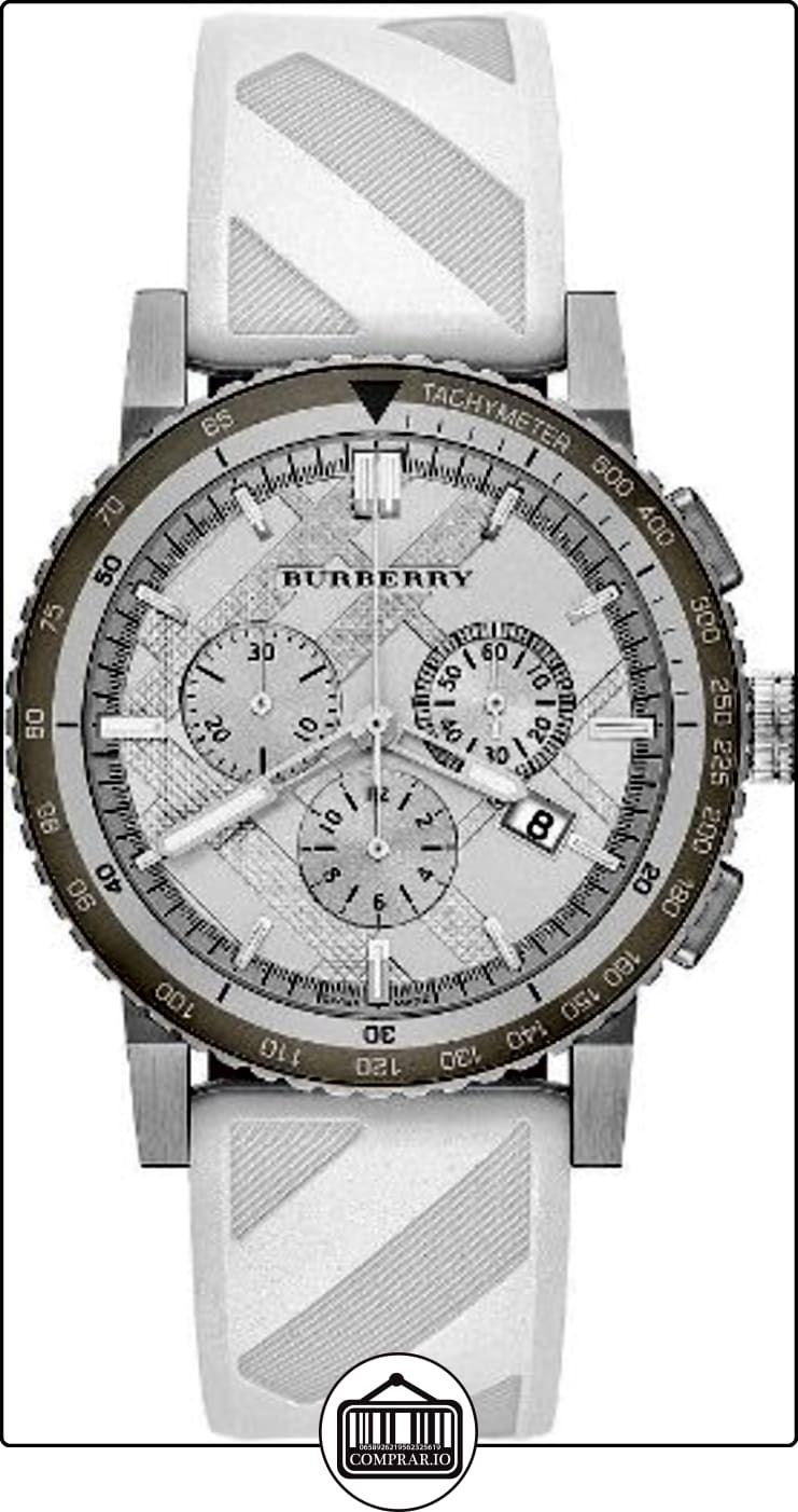 55688089c987 BURBERRY BU9810 - Reloj unisex ✿ Relojes para hombre - (Lujo ...