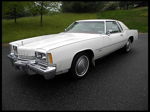 1975 Oldsmobile Toronado Coupe