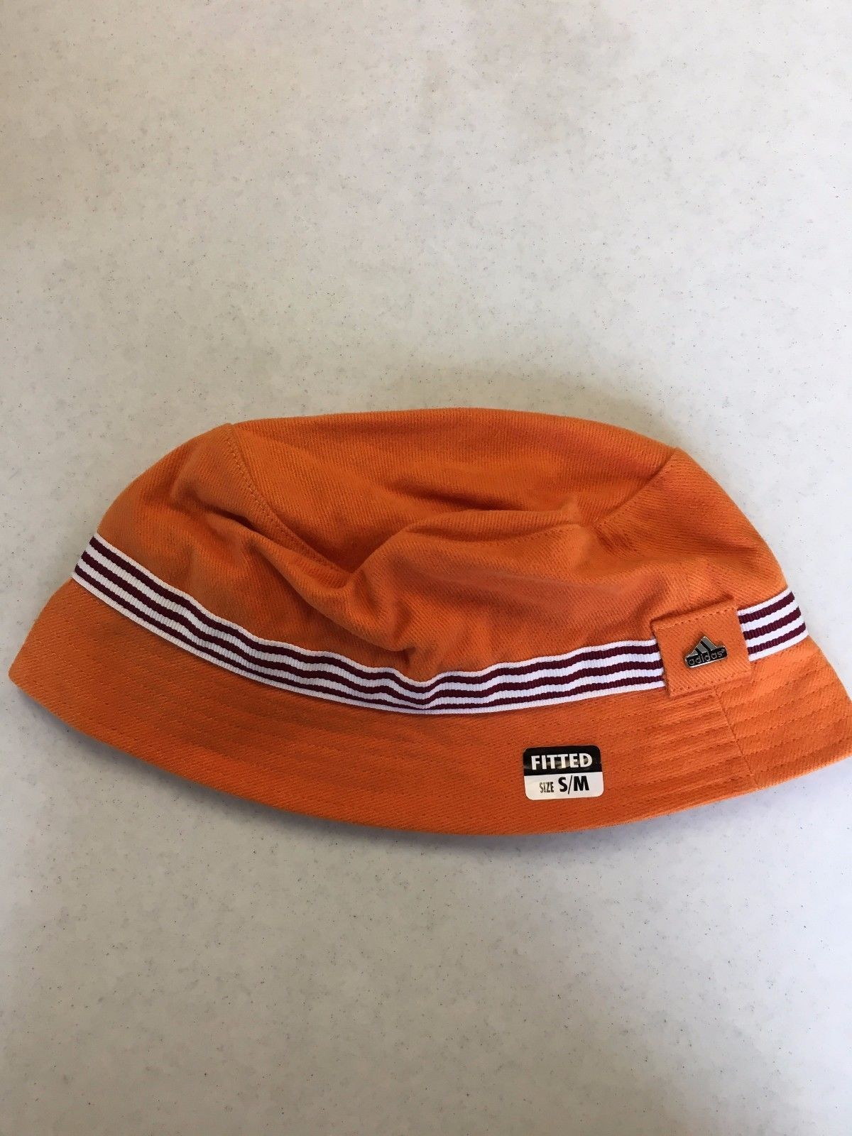 b0aba8c2d52 Brand new adidas women s orange bucket hat small medium shipping ...