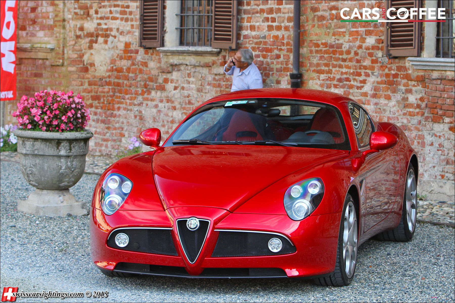 Romeo 8C