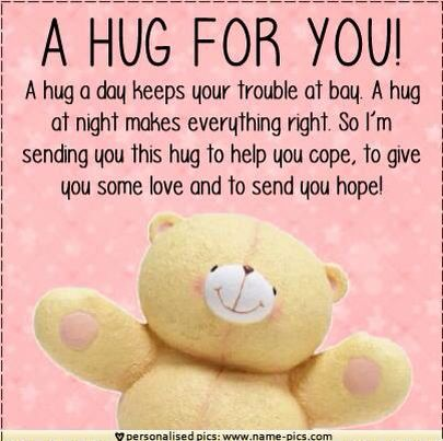 Cute Quotes Forever Friends Hug Quotes Hug Love Hug
