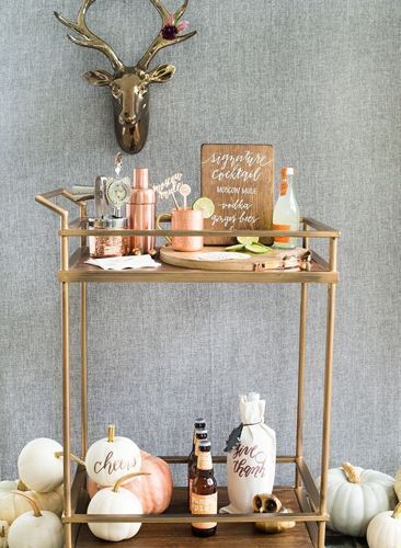 Best Of Small Bar Cart Ideas