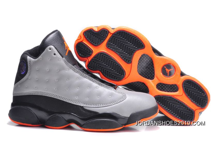 Genuine Air Jordan 13 3M Reflective TopDeals