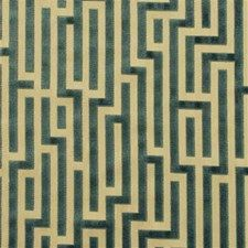BF10049.615 Fretwork Teal by G P & J Baker