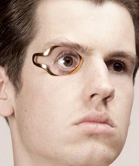 Weird Jewelry- Face Distorting Jewelry