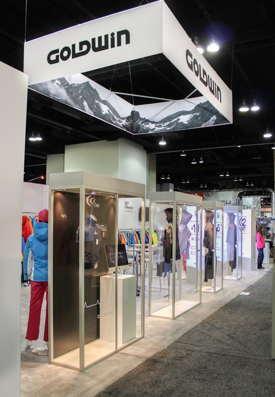 Exhibition Booth Sia : Exhibits and trade show booths custom built and branded booth