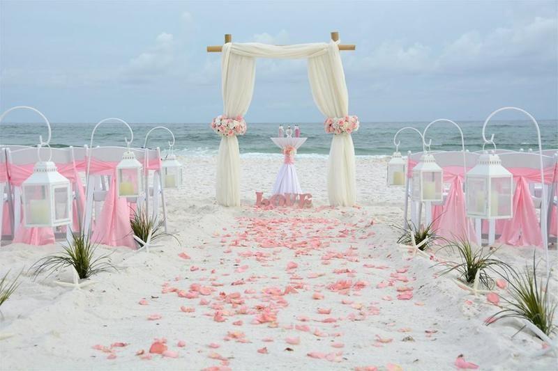 My Barefoot Wedding Michigan Beach Service