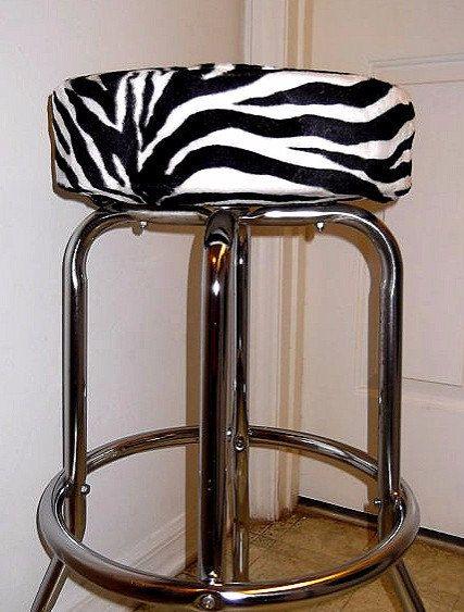 Luxury Bar Stool Slip Cover