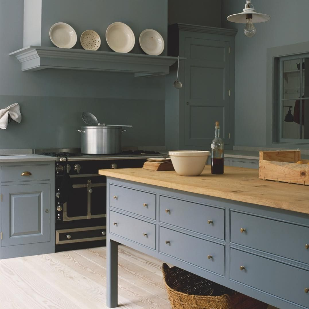 The Kitchen Paint Color Trend We Didn't See Coming in 2019 #plainenglishkitchen