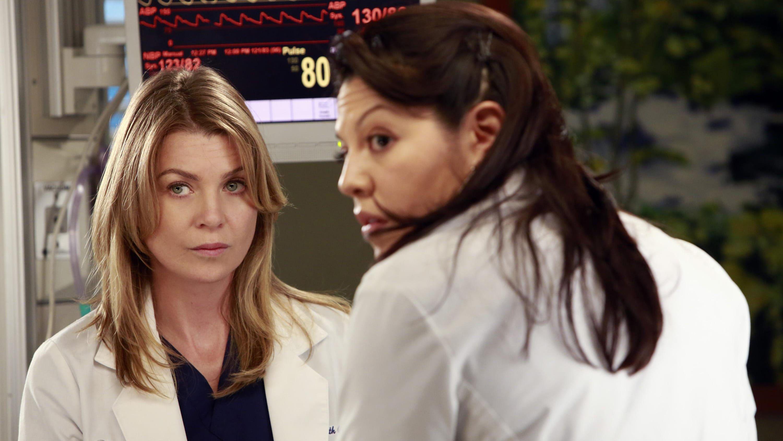 Ver Online Serie Anatomía De Grey Grey S Anatomy Temporada 9 Misterseries Com Serie Anatomia De Grey Grey S Anatomy Anatomía De Grey