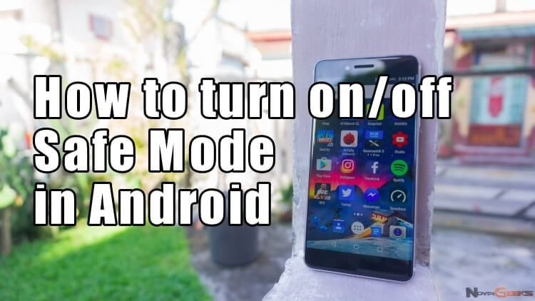 How To Get My Samsung Phone Off Safe Mode