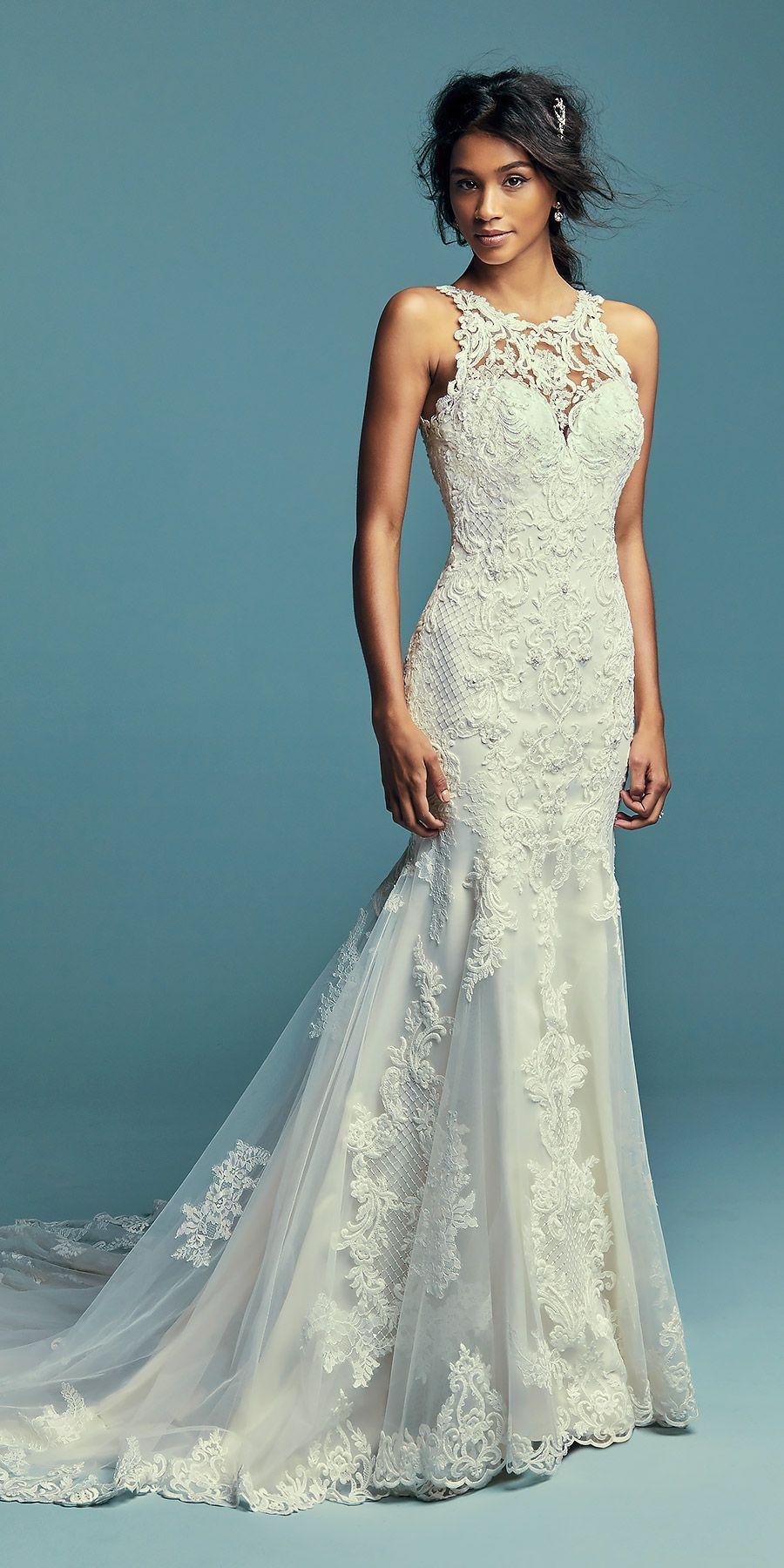 264da26d58  Ad Maggie Sottero wedding dress KENDALL. Classic yet striking