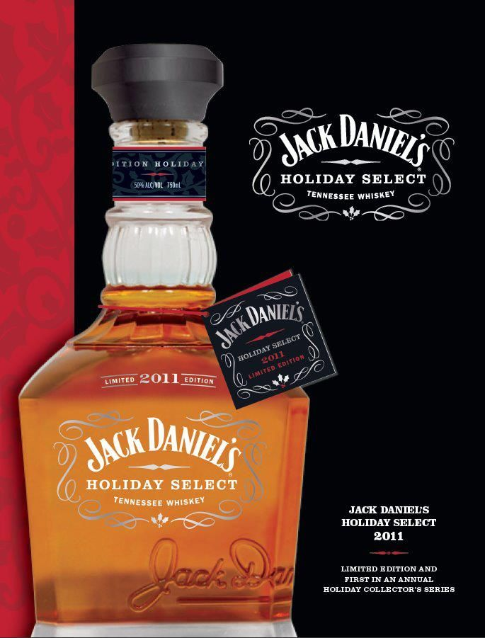 JACK DANIEL'S HOLIDAY SELECT