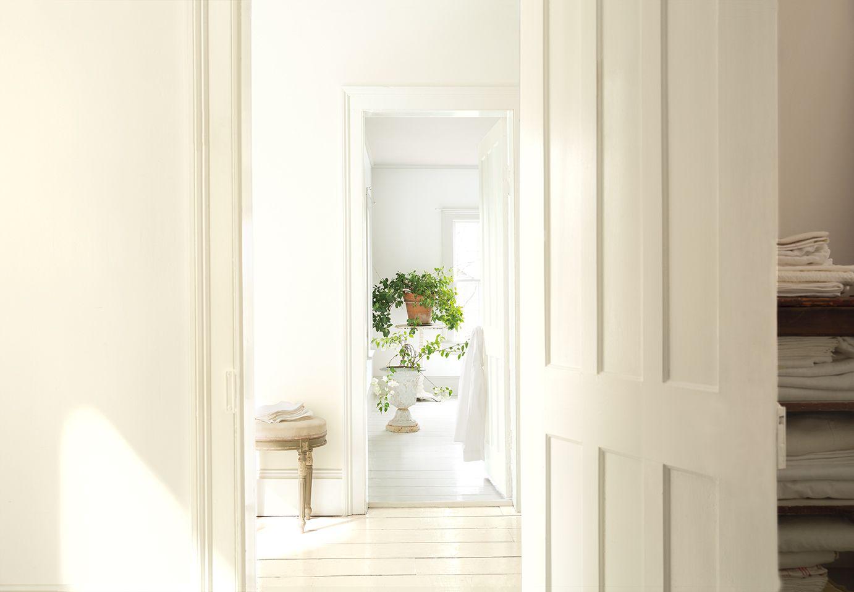 Fresh White Window Paint