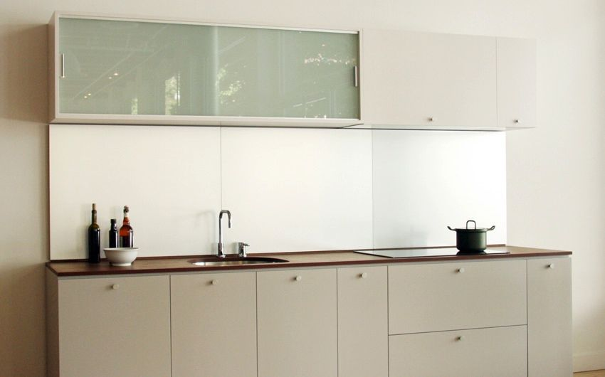 Metallic Matte Minimalist Kitchen Image Kitchen Backsplash Designs Unique Kitchen Counter And Backsplash Ideas Minimalist