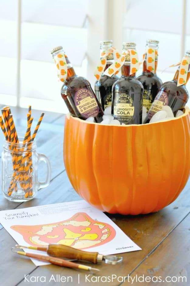 Halloween Party Hacks For A Scarier Holiday Party hacks, DIY - decorating for halloween party