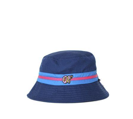 8f4083422b5 Love this  Navy Bucket Hat  Lyst
