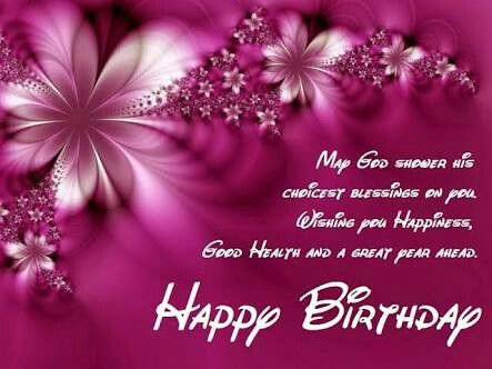 Pin by Shashi Bhagat on Birthday wishes