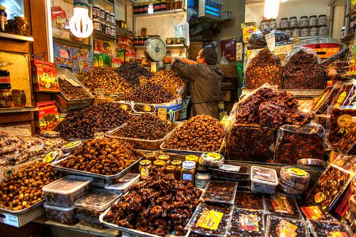 Dates Market At Souk Al Mubarakiya Kuwait Hygienic Food Healthy Recipes Healthy