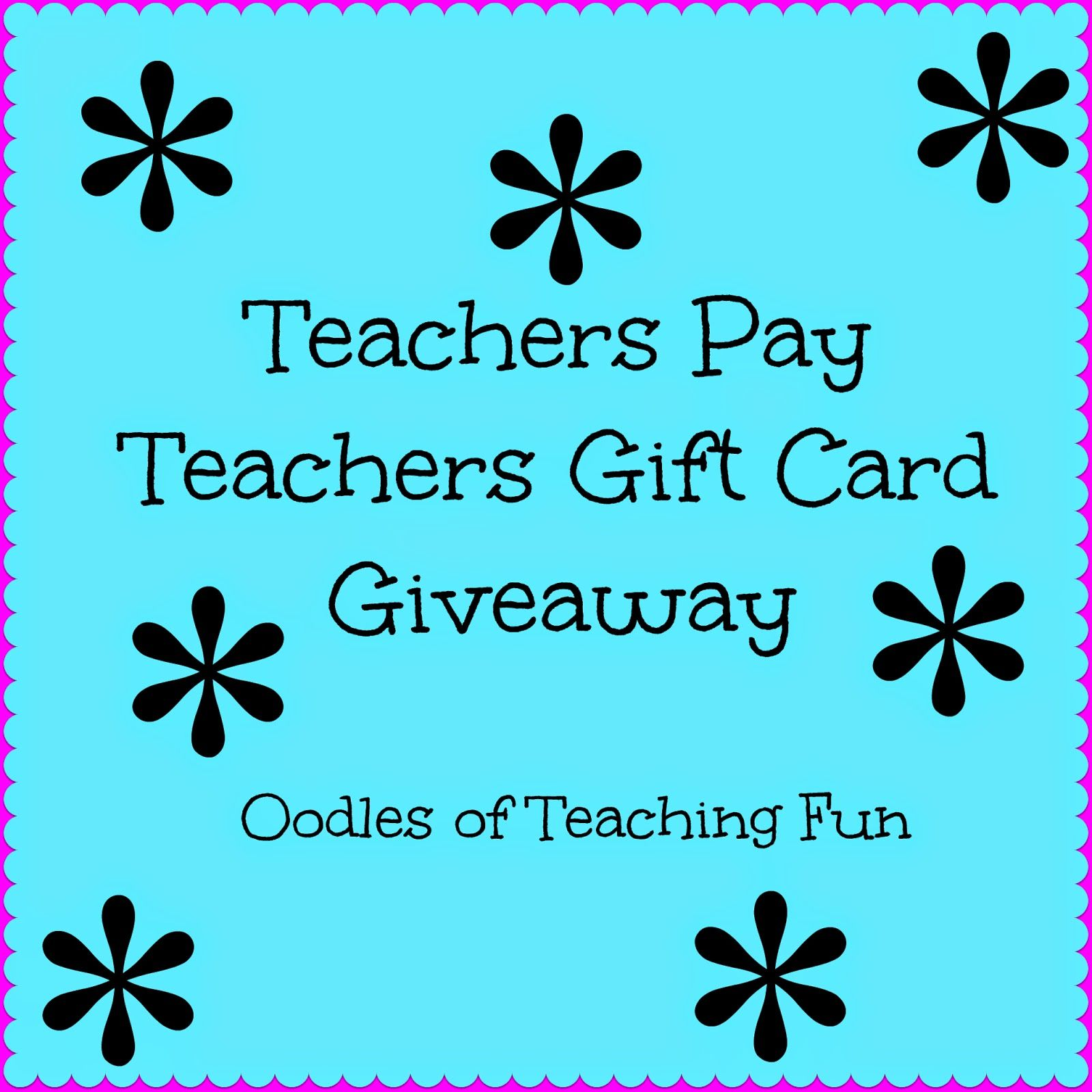 Oodles of Teaching Fun: Let's Celebrate 100 Followers On Facebook with a Giveaway!