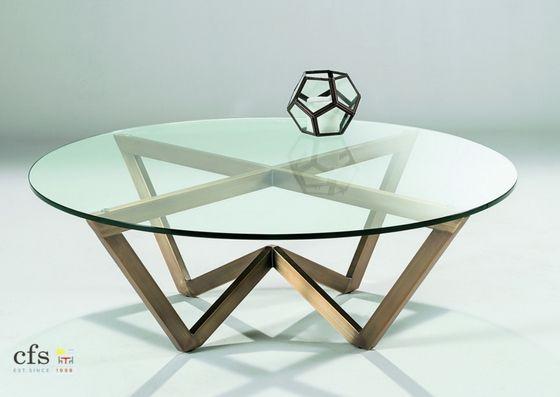 Angle Coffee Table CoffeeTable GlassTable RoundTable