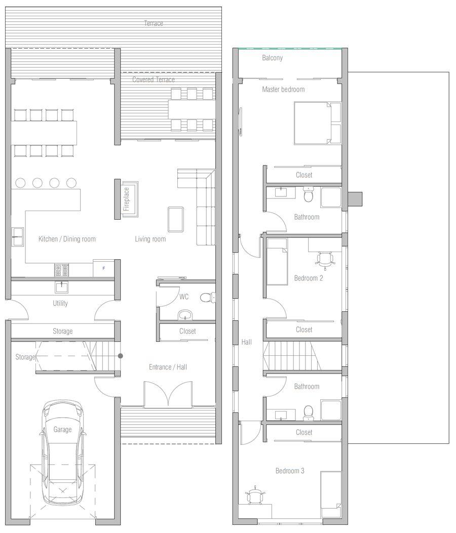 House Design House-plan-ch437 10