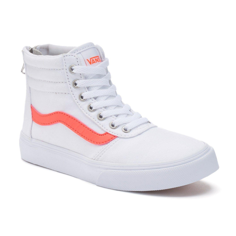 best sneakers c0ac3 f322a Vans My Maddie Zip Girls' High-Top Skate Shoes | Design ...