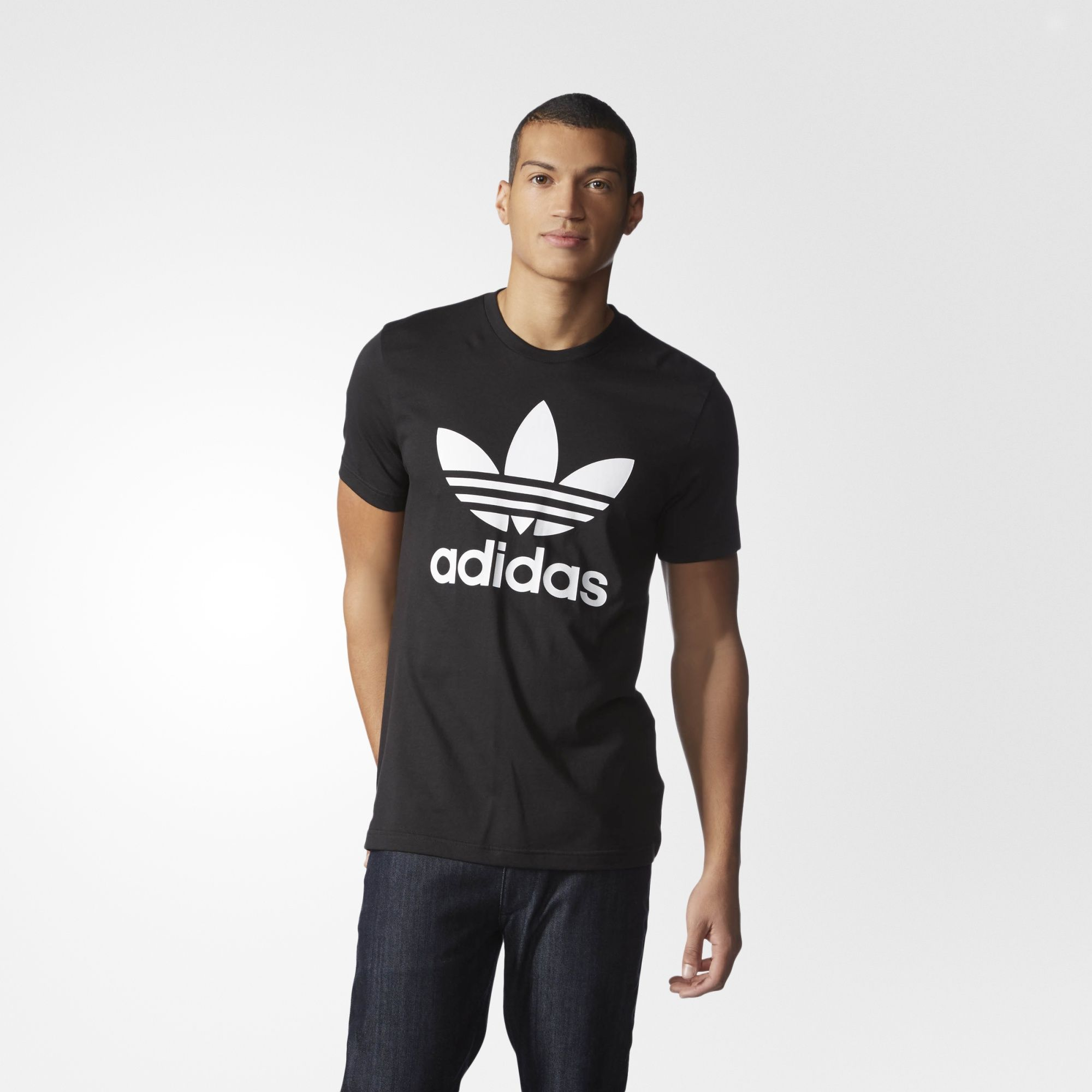 Black Shoes and Apparel | adidas US. Men's Graphic TeesBlack ...