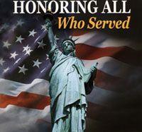 Honor American Veterans on Veterans Day #veteransdayhonoring
