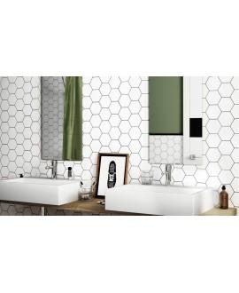 Image Tuile Hexagonale De Ashlee Julie Du Tableau Idees Maison En