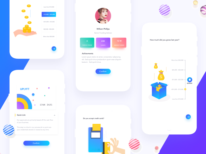 Request Funding  Application Form  Ui Ux Interaction Design And