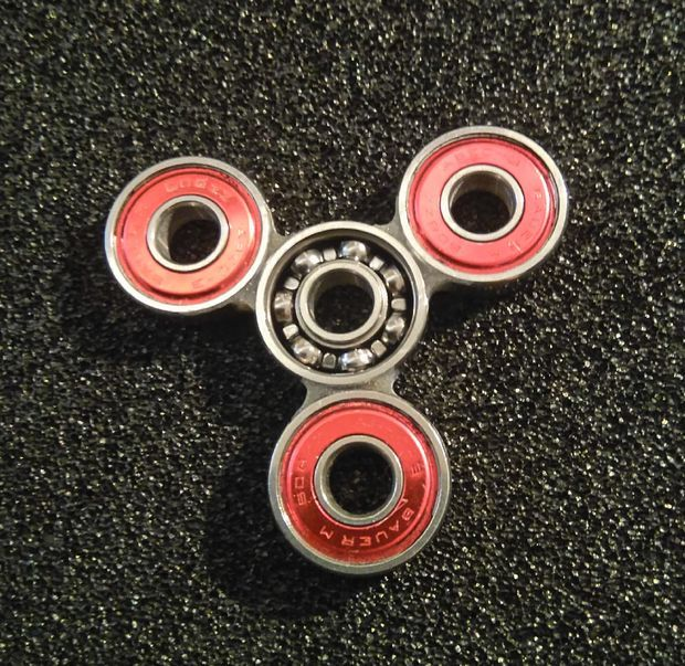 Simple Fid Spinner
